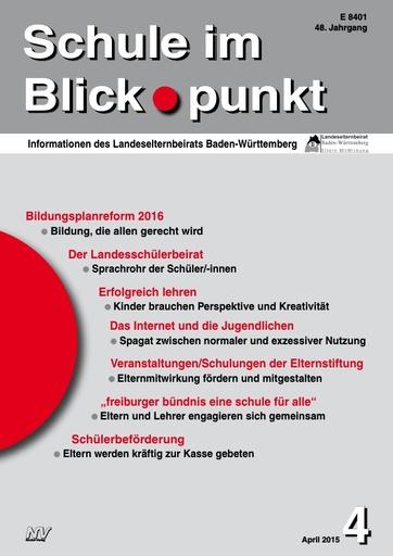 Bildungsplanreform 2016