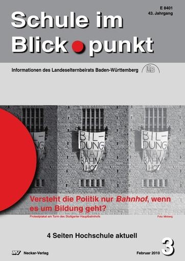 Raus aus dem Hamsterrad - Staab und Wiegert geben den Vorsitz des Landeselternbeirats ab