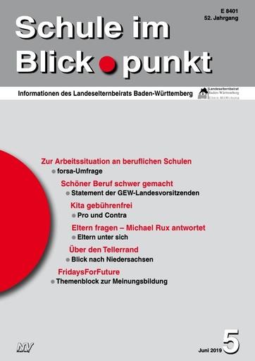 SiB, Schuljahr 2018/19, Nr 5, Juni 2019, JOBwärts für Hauptschüler